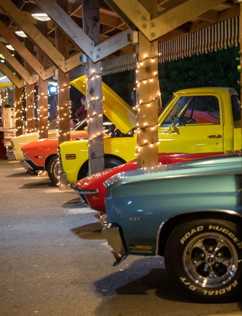 Vintage Car Show in Smyth County VA