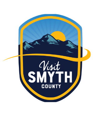 Visit Smyth County Logo Virginia Mountains