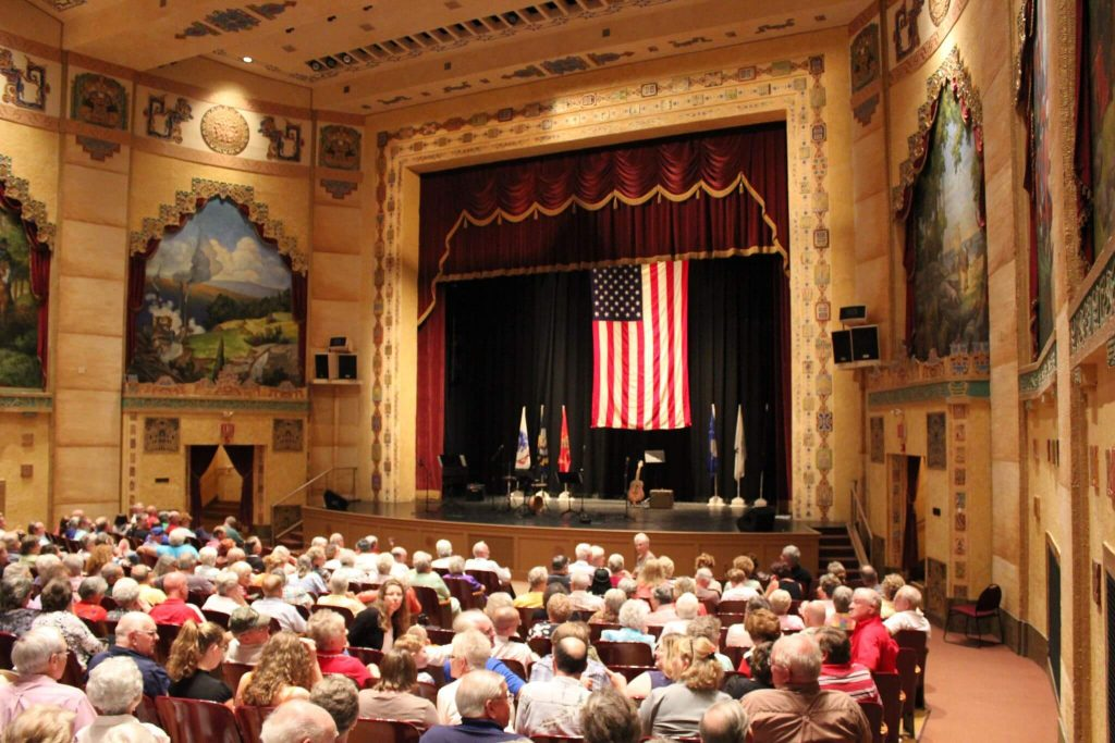 Sold Out show at The Lincoln Theatre in Smyth County VA