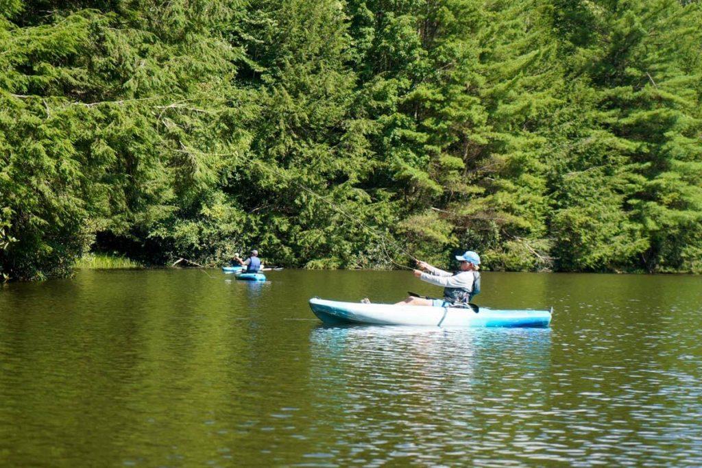 Fishing in Smyth County VA