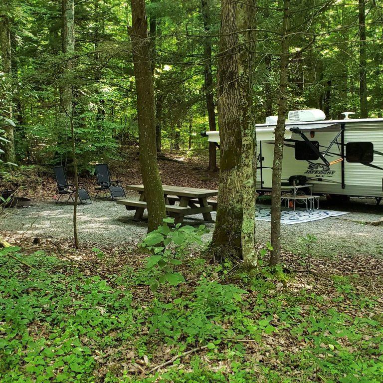RV Campground in Smyth County VA