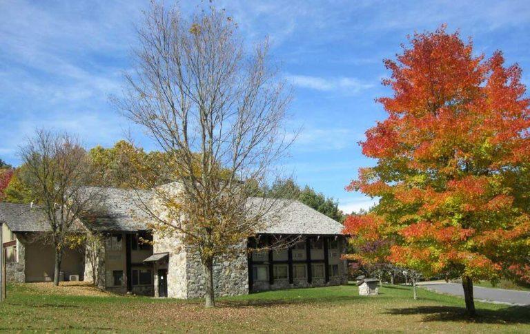 Mount Rogers Virginia Visitors Center Smyth County Va