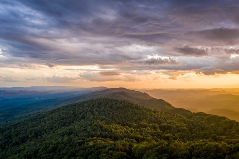 Hike the Highest Peaks in Virginia from Smyth County