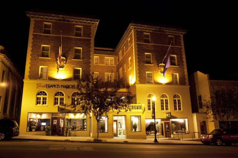 Boutique Hotel General Francis Marion Lodging in Smyth County VA