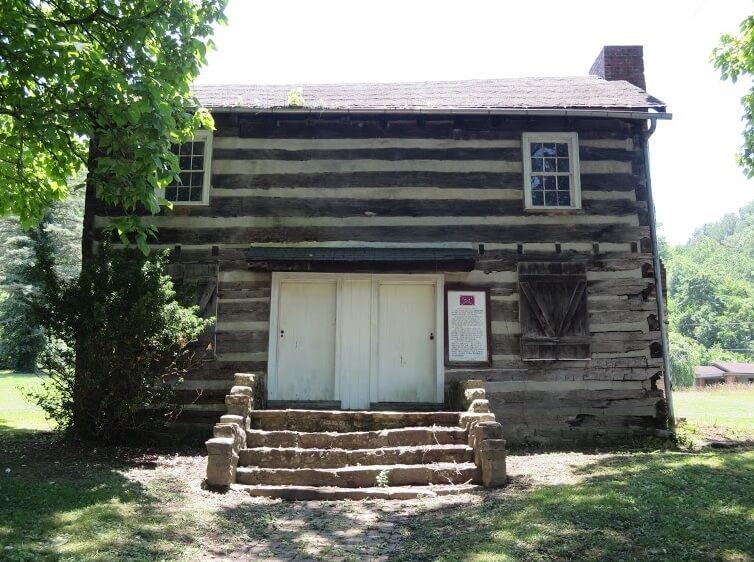 Cabin Civil War History in Smyth County VA